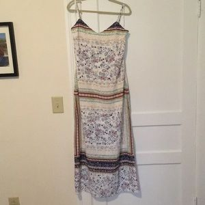 NWT Skies are Blue maxi dress